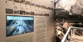 Vajont's Mt. Toc and Progettoborca in Arcipelago Italia