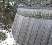 luigi ferretti waterwall il progetto
